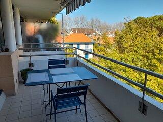 Location Appartement Arcachon, 2 pieces, 4 personnes