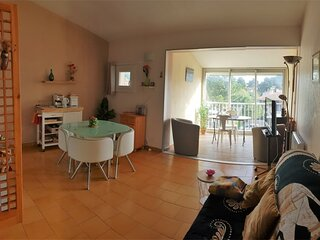 Appartement T2 - Résidence avec PISCINE - 4 couchages ARGELES SUR MER