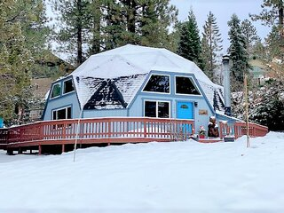 Dome In The Pines