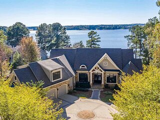 LUXURY WATERFRONT ESTATE ON LAKE OCONEE - NEW LISTING!