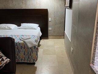 Bedroom hall /Pasillo habitación