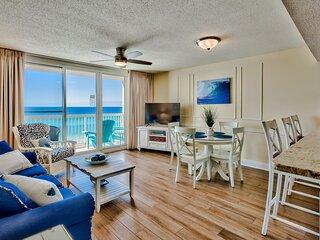 Upgraded 7th Flr Pelican Beach Resort -1 bedroom - On the beach- New!