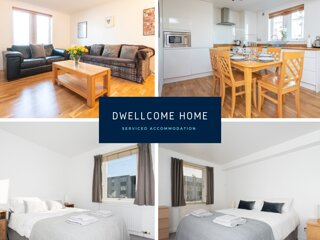 DWELLCOME HOME Claremont B 2 Bedroom Apart FREE PARKING 100Mbps FAST BROADBAND