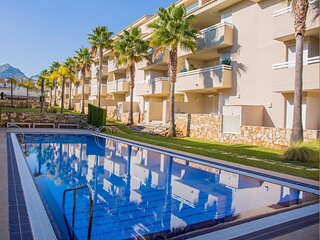 Immaculate 2-Bed Apartment in Pego