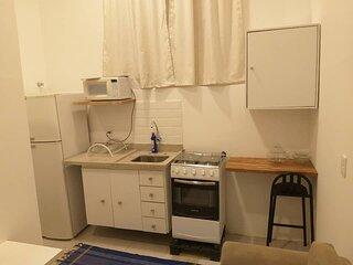 Casa 1 quarto mobiliada