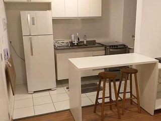 Apartamento 1 quarto mobiliada