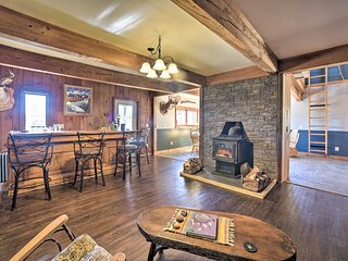 NEW! Country Escape w/ Sauna, 10 Mi to Cooperstown