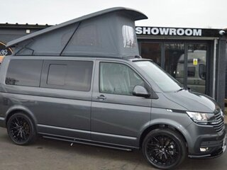 VW T6 New Campervan with heater and insulated poptop roof