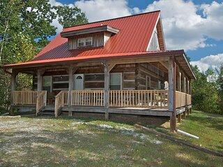 Dogwood Point Log Cabin
