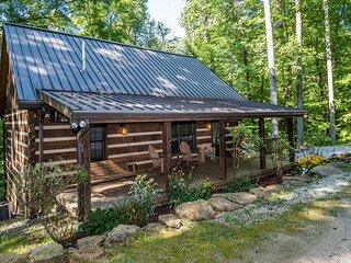 Hickory Ridge Log Cabin