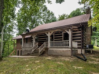 Rock Ridge Log Vacation  Cabin