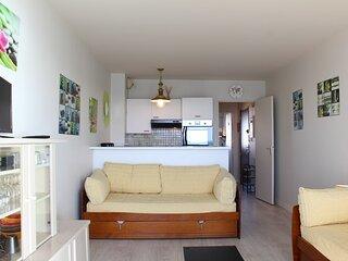 Appartement 2 pieces 4 couchages LA BAULE