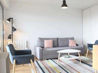Appartement 2 pieces 6 couchages LA BAULE