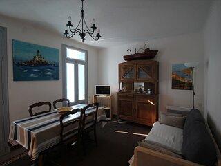 Appartement type 3 au ceour de PORT-VENDRES