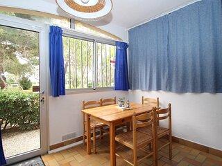 Appartement, 6 couchages, face à la mer à ARGELES - SUR - MER