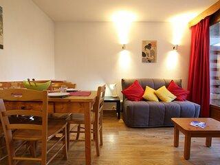 Appartement - 2 pièces - 4 personnes - Puy Saint Vincent 1800