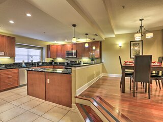 NEW! Townhome Ideal for Couples, Family & Friends!