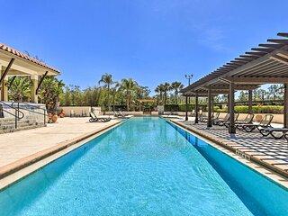 NEW! Resort Abode: Hot Tub Access + 3 Mi to Disney