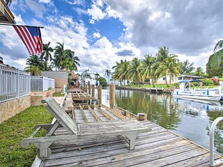 NEW! Coastal Escape w/ Pool - 4 Mi to Dania Beach!