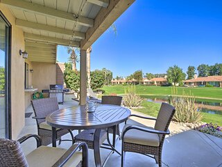 Heart of Palm Desert Resort Condo by Palm Springs!