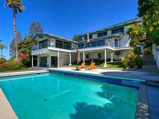 Ocean-View Luxury Home | Oversize Heated Pool | Rancho Palos Verdes