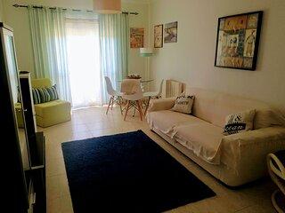 Apartamento T1 - Alvor - Mar e Serra- excelente y totalmente equipado