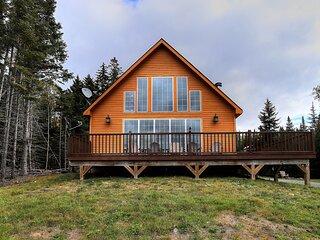 Blais Mountain Cabin