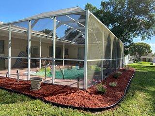 Pool House, Mermaids, Weeki Wachee, Tampa/Clearwater