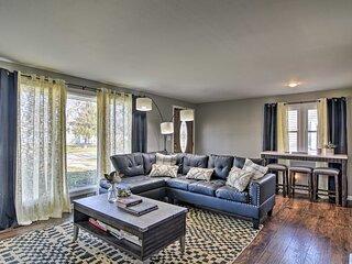 NEW! Renovated Buffalo Home w/ Screened-In Patio!