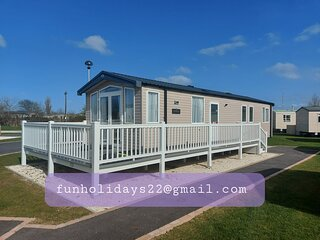 Static caravan for rental