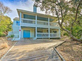NEW! Chic Beach House: Hike, Swim, Bike & Explore!