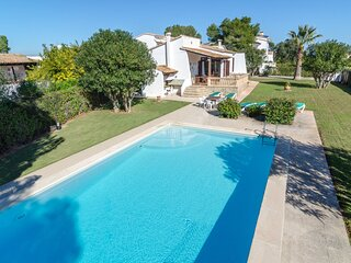 CAN CALSINA - Villa for 6 people in Cala Anguila