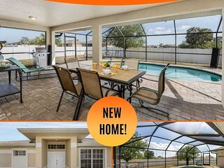 46% OFF! SWFL Rentals - Villa Alibonita - Beautiful Off Water Fenced Pool Home i