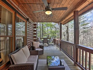 NEW! Outdoor Lover's Haven in the Blue Ridge Mtns!