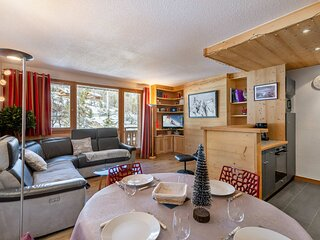 Chardon Bleu : Appartement 3 chambres pour 6 personnes