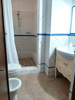 bagno annesso alla terza camera