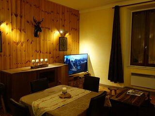 Appartement cosy montagne centre ville de Briançon