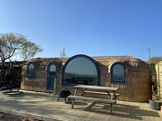 Lydcott Glamping: Jam First, luxurious glamping nr Looe, Cornwall