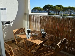 Appartement Studio cabine 4 couchages PORT CAMARGUE