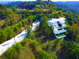 Award Winning Beverly Hills Multi Acred Private Gated Mansion