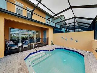 Resort New-Build | Private Heated Pool, Waterpark, Mini-Golf | Mins to Disney
