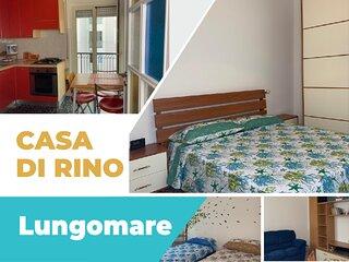 Casa di Rino - la tua vacanza a 20mt dal mare