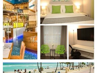 Hollywood Beach FL Close to FLL Airport