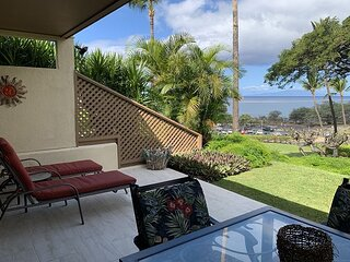 Maui Kamaole #A-109 Spacious, Ocean View, Across Kamaole Bch III, Sleeps 4