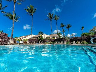 Maui Kamaole #I-114, Ground Floor, 1B/2Ba , Great Rates, Near Beach, Sleeps 4