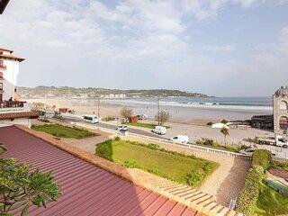 Eskualduna 104 - Bien face à la mer avec parking