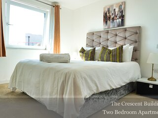 Gunwharf Quays Apartments Two-Bedroom 2
