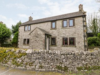THE SHIRES, stone-built, detached, parking, lawned garden, in Alstonefield, Ref