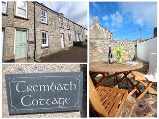 Trembath Cottage (prev ID 960136), St Just