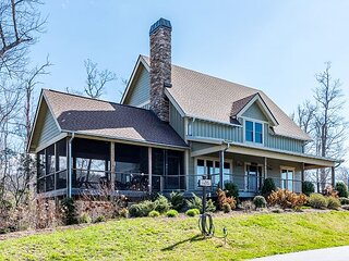 Maple, Oak & Chinquapin Cottages | 3 Sutton Knob Homes | Screened Porches